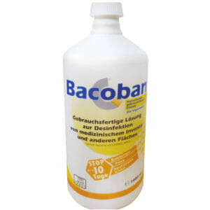 Disinfectant for Nebuliser